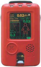 PED-IS Personal Electronic Dosimeter Image